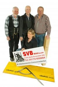 SVB-Bau-GmbH Team